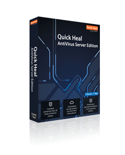 Quick Heal AntiVirus voor Server
