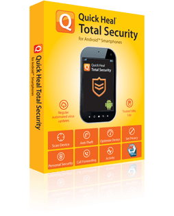 Quick Heal Total Security voor Android